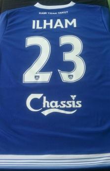 Jersey Chassis FC-buat jersey futsal