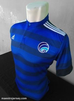 jersey kedua PS kominfo sangatta-buat jersey futsal