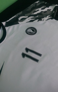 Jersey Laurensia FC-buat jersey bola