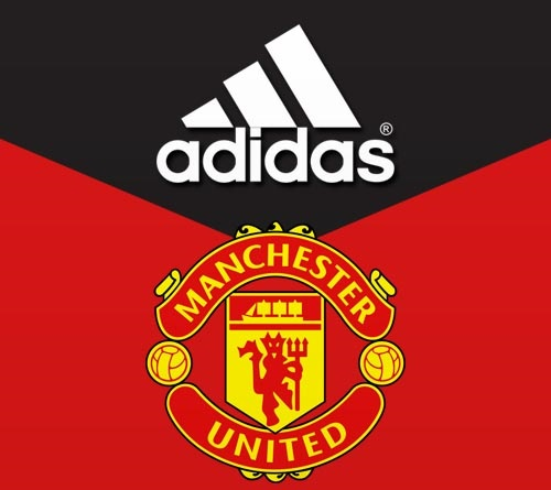 logo manchester united-buat jersey bola