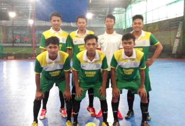 Tim Futsal Mahasiswa Merangin Jambi