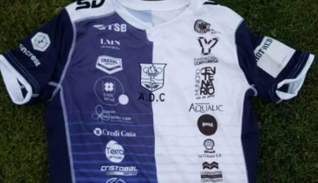 Jersey AD Centenario Futbol-buat jersey futsal