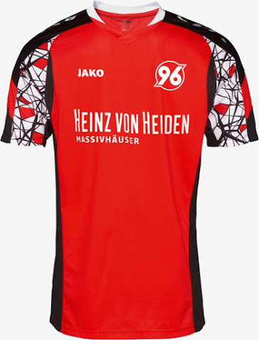 Jersey Hannover 96-buat jersey futsal
