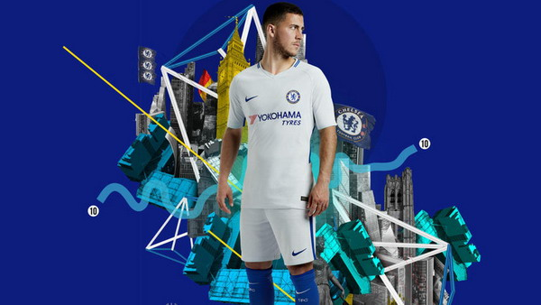 jersey away chelsea-buat jersey bola