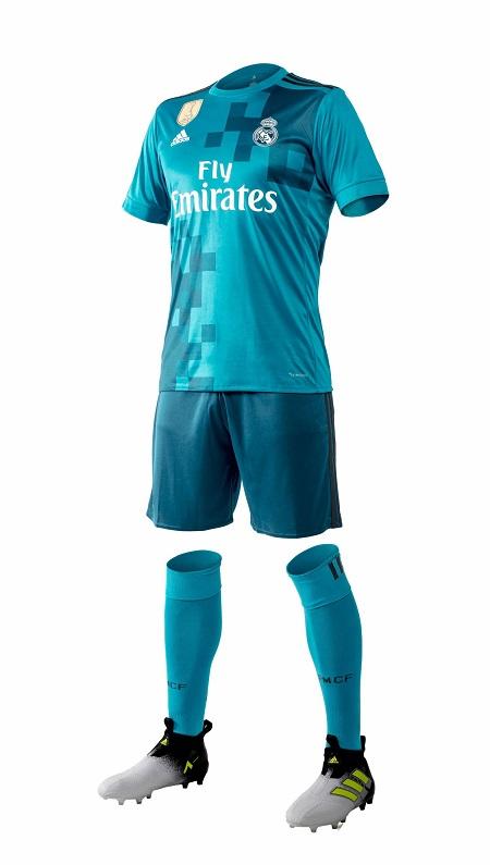 jersey ketiga real madrid 2017-2018-buat jersey futsal