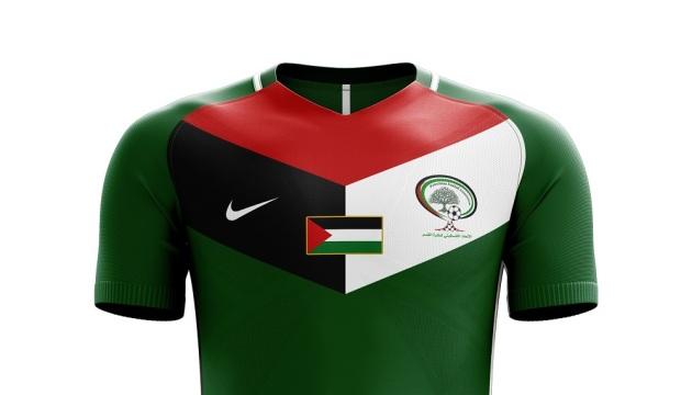 desain kerah jersey palestina-buat jersey futsal