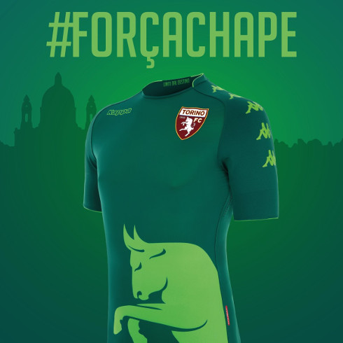 buat jersey futsal printing seperti jersey khusus torino untuk chapecoense