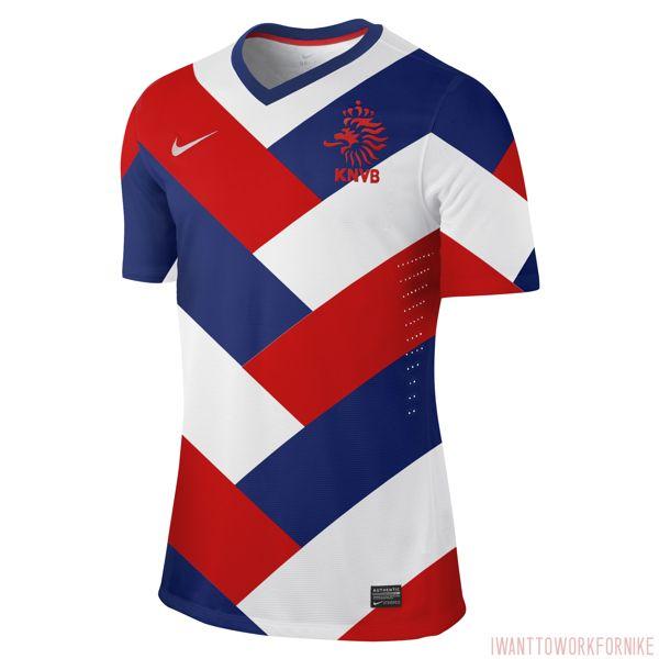 Desain Baju Bola Terbaik Dari Belanda