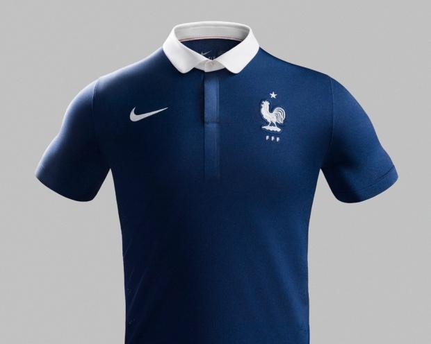 Desain Baju Bola Terbaik Dari France