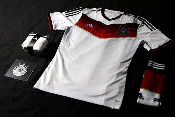 Desain Baju Bola Terbaik Dari Jerman