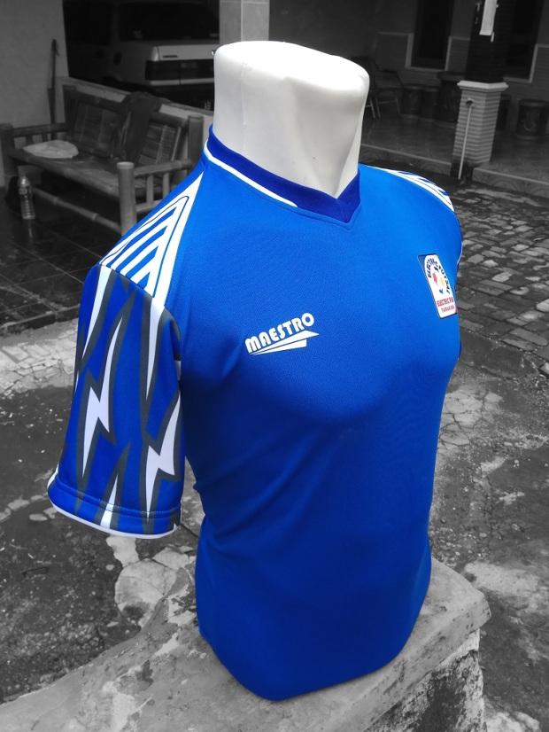jersey futsal elektrik PLN Tarakan