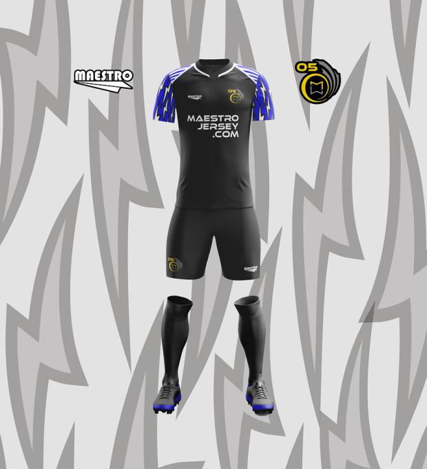 desain jersey futsal terbaik