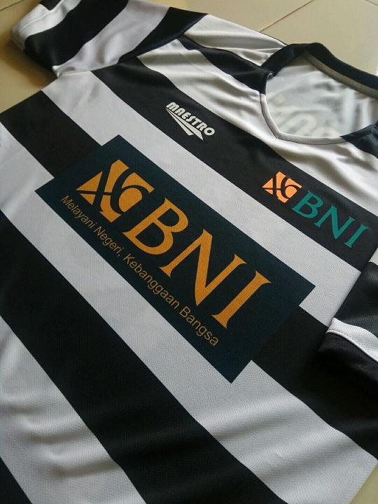 Jersey futsal printing BNI 46